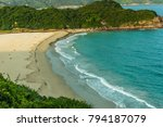 view of  tai long wan  sai kung ... | Shutterstock . vector #794187079
