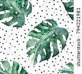 abstract seamless pattern....   Shutterstock . vector #794221981