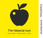 new york apple symbol bright...