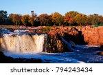 sioux falls  south dakota  usa | Shutterstock . vector #794243434