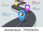 vector company corporate...   Shutterstock .eps vector #794256241