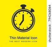 timer or chronometer tool...   Shutterstock .eps vector #794268064