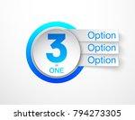 design vector illustration sign ...   Shutterstock .eps vector #794273305