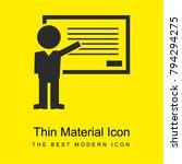 grammar class teacher teaching...   Shutterstock .eps vector #794294275