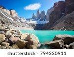 torres del paine national park  ... | Shutterstock . vector #794330911