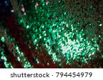colorful sequins   sparkling... | Shutterstock . vector #794454979