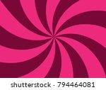 pink and magenta swirl