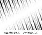 halftone background. vintage... | Shutterstock .eps vector #794502361