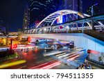 bangkok  thailand     november... | Shutterstock . vector #794511355