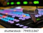 equipment in outside... | Shutterstock . vector #794511367