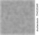halftone black and white | Shutterstock .eps vector #794535349