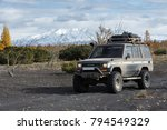 kamchatka peninsula  russian...   Shutterstock . vector #794549329