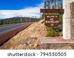 Small photo of Mt Bachelor, Oregon