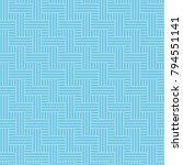 art deco background. | Shutterstock .eps vector #794551141
