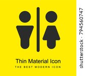 bathroom bright yellow material ...   Shutterstock .eps vector #794560747