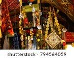 jerusalem israel january 13... | Shutterstock . vector #794564059