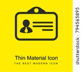 carnet bright yellow material...