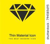 jewelry stone bright yellow...