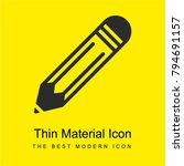 edit bright yellow material... | Shutterstock .eps vector #794691157