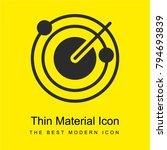 radar bright yellow material...   Shutterstock .eps vector #794693839
