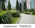 jakarta  indonesia   december...   Shutterstock . vector #794696131