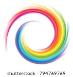 creative eddy happy surface of... | Shutterstock .eps vector #794769769