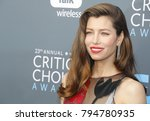jessica biel at the 23rd annual ... | Shutterstock . vector #794780935