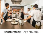 seville  es   july 26  2017 ... | Shutterstock . vector #794783701