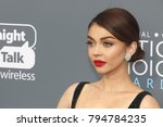 sarah hyland at the 23rd annual ... | Shutterstock . vector #794784235