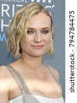 diane kruger at the 23rd annual ... | Shutterstock . vector #794784475