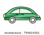car icon image | Shutterstock .eps vector #794814301