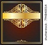 illustration background pattern ...   Shutterstock .eps vector #794840014