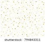 festive bright background for... | Shutterstock .eps vector #794843311