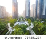 chinese new real estate housing ... | Shutterstock . vector #794851234