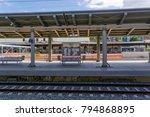 athens  greece   october 26... | Shutterstock . vector #794868895