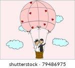 wedding pictures  love the...   Shutterstock .eps vector #79486975