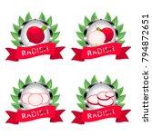 vector icon illustration logo...   Shutterstock .eps vector #794872651