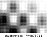 halftone background. dotted... | Shutterstock .eps vector #794875711