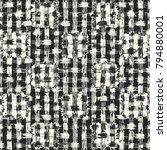 abstract modern textured... | Shutterstock .eps vector #794880001