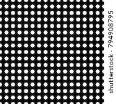 seamless surface pattern design ...   Shutterstock .eps vector #794908795