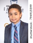 ethan hutchison attends 49th... | Shutterstock . vector #794915599