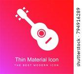 acoustic guitar musical...   Shutterstock .eps vector #794916289
