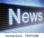 news  full collection of icons... | Shutterstock . vector #79497688