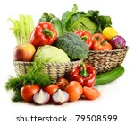 Composition With Raw Vegetable...