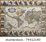 World Old Map. Created By...