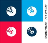 cd recording four color...