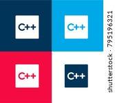 c   logo four color material...