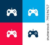 game controller  four color...
