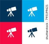 telescope four color material...