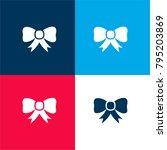 christmas bow four color...